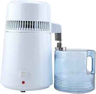 XHH 4L Destilador de Agua 750W Purificador de Agua Filtro de Destilación de Agua Pura Destilación de Agua de Acero Inoxida...