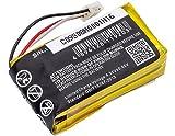 Replacement Battery for Gopro CHDHA-301, Hero HWBL1, Hero Plus, Hero + ((800mAh/ 2.96Wh, 3.7V, Li-Polymer)