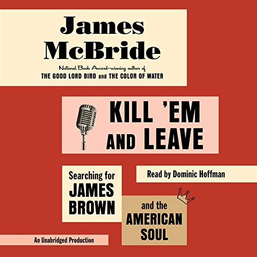 Kill 'Em and Leave audiobook cover art