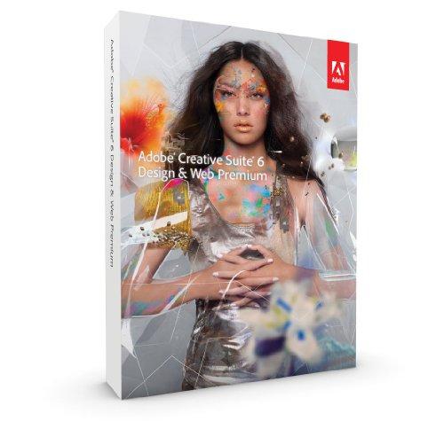 Adobe Creative Suite 6 Design & Web Premium englisch