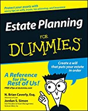 estate planning for dummies 2018