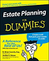 Estate Planning For Dummies (For Dummies Series)
