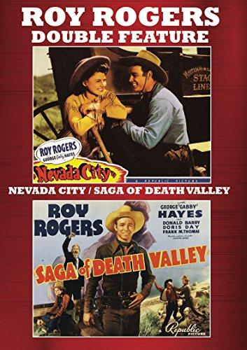 NEVADA CITY / SAGA OF DEATH VALLEY - NEVADA CITY / SAGA OF DEATH VALLEY (2 DVD)
