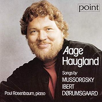 Songs by Mussorgsky - Ibert - Dørumsgaard