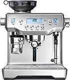 Breville RM-BES980XL Oracle Espresso Machine, Silver (Renewed)