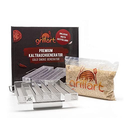 grillart® Premium Sparbrand...