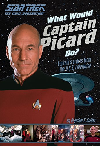 WHAT WOULD CAPTAIN PICARD DO (Star Trek)