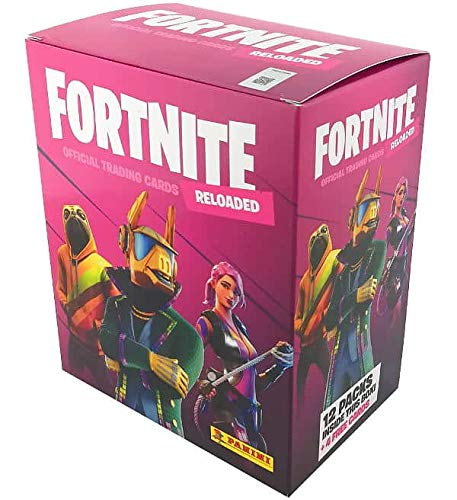 Fortnite Reloaded Trading Cards Serie 2 - Mega Box