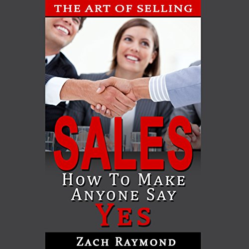 Sales: The Art of Selling audiobook cover art
