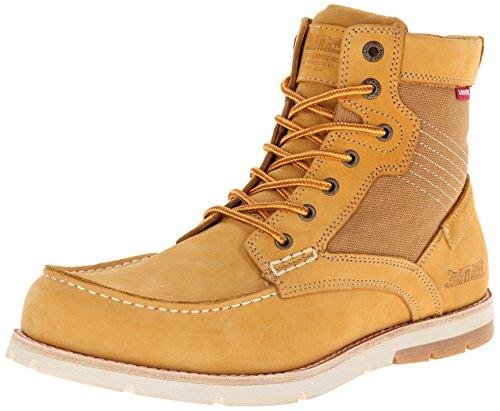 Levis Men's Dawson Chukka Boot, Burgundy, 9 M US