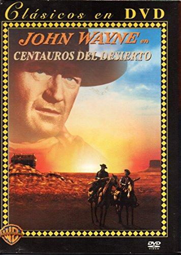 Centauros del desierto  DVD