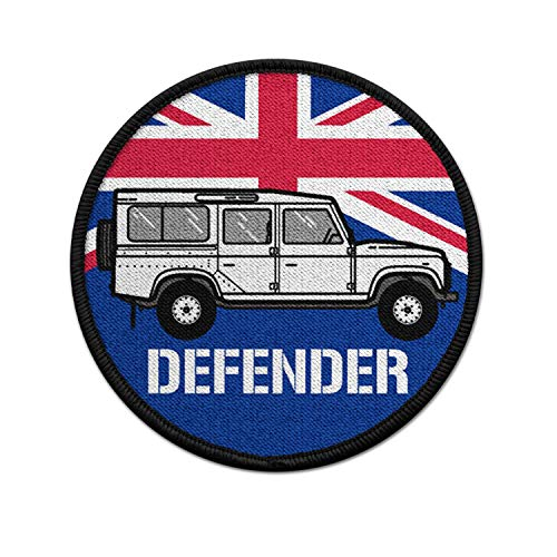 Copytec Patch Defender UK 110 County Station-Wagon Auto Crew Cab CWS Land Allrad #36743 - Coche