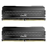 TEAMGROUP T-Force Dark Pro Samsung IC 16GB Kit (2x8GB) DDR4 Dram 3200MHz (PC4-25600) CL14 Desktop...