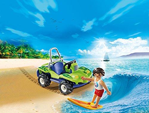 Buggy y tabla de surf Playmobil - Family Fun (6982)