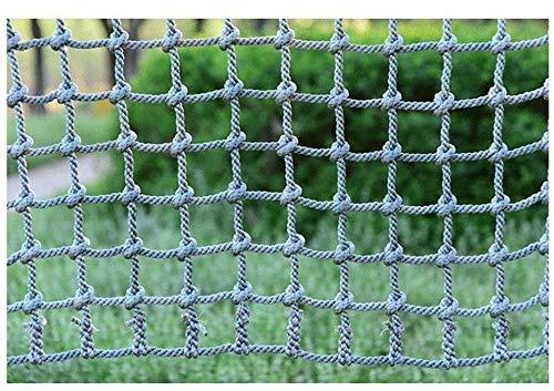 Veiligheid net decoratie/Tuin Mesh Klimmen Net Kinderen Hek Net Safe Netten bescherming net Nylon Touw Cargo Netting Swingset Groot voor Speeltuin Boom Outdoor (Kleur : 25cm-16mm, Maat : 1 * 10m/3.3