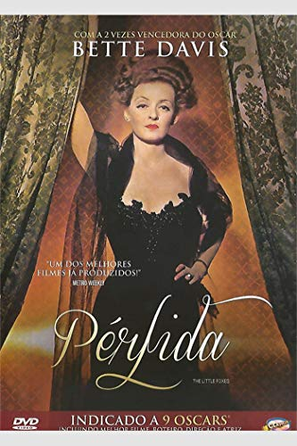 Dvd Pérfida - Bette Davis