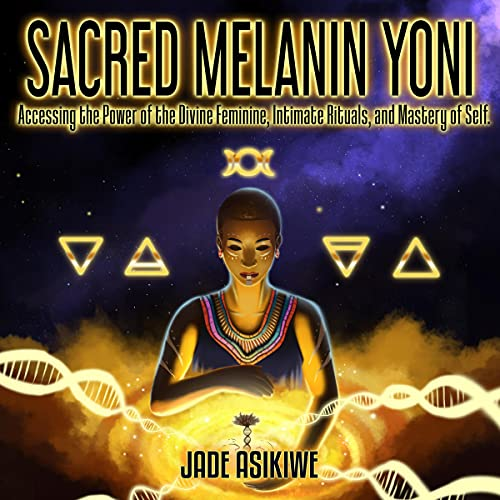 Sacred Melanin Yoni cover art