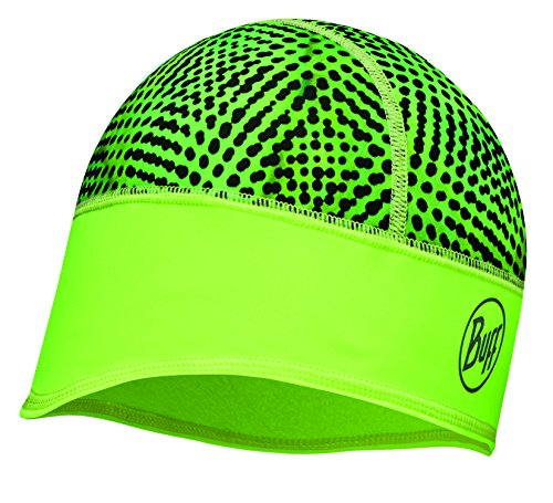 Buff 113387.117.10.00 Chapeau Jaune (Xyster Yellow Fluor) FR : Taille Unique (Taille Fabricant : Taille Unique)