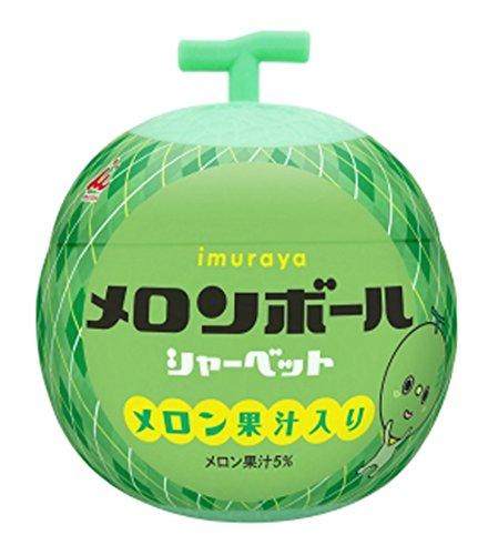 井村屋 メロンボール 170ml×18箱