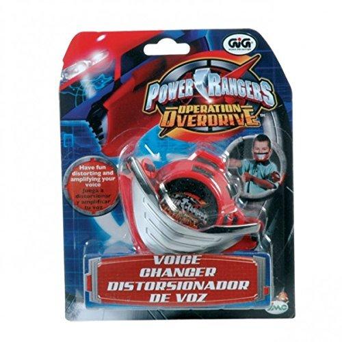 Giochi Preziosi Power Ranger Distorsore Voce