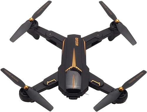 Fantasyworld Drone Enfant 4-Axis Helicoptère Télécomhommedé Longtemps De Vol Mini Drone Grand Angle Pliable Robuste360°Flips FPV Drone