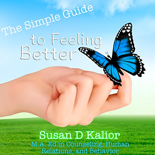 The Simple Guide to Feeling Better audiobook cover art