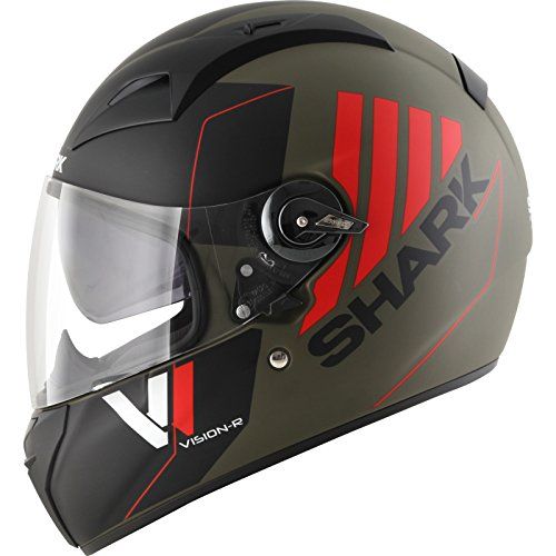 Shark – Helm Moto – Shark vision-r Series 2, matt gkr – XS