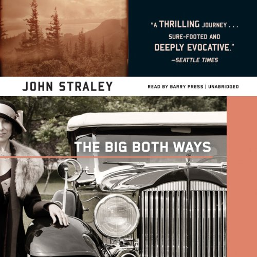 The Big Both Ways audiobook cover art