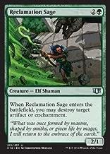 Magic: the Gathering - Reclamation Sage - Commander 2014
