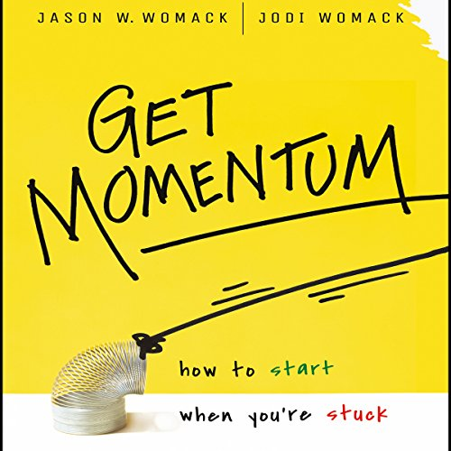 Get Momentum audiobook cover art