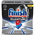 2-Pack 50-Count Finish Quantum Technology Dishwasher Detergent Powerball