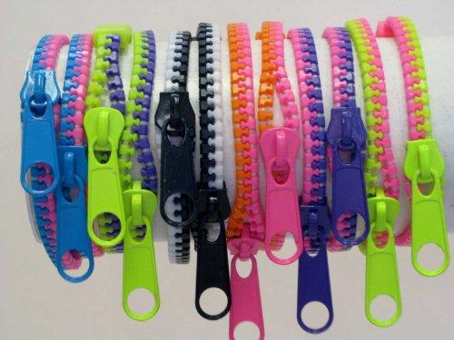 Bracelets Zip. Bracelets ? la Mode