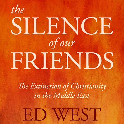 The Silence of Our Friends audiobook cover art