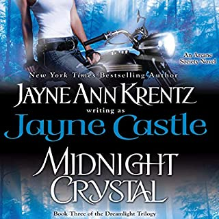 Midnight Crystal                   Written by:                                                                                                                                 Jayne Castle                               Narrated by:                                                                                                                                 Tanya Eby                      Length: 4 hrs and 19 mins     Not rated yet     Overall 0.0