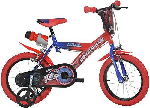 Cicli Puzone Bici Dino Bikes 16 Spiderman 163 G-SA