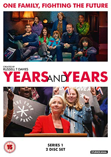 Years and Years [DVD] [2019]