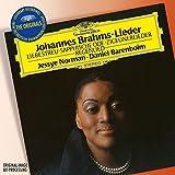 Brahms: Lieder - essye Norman