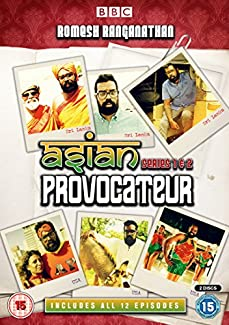 Asian Provocateur - Series 1 & 2