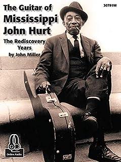 Guitar of Mississippi John Hurt