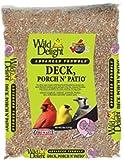 Wild Delight Deck, Porch N' Patio No Waste Bird Food, 5 lb