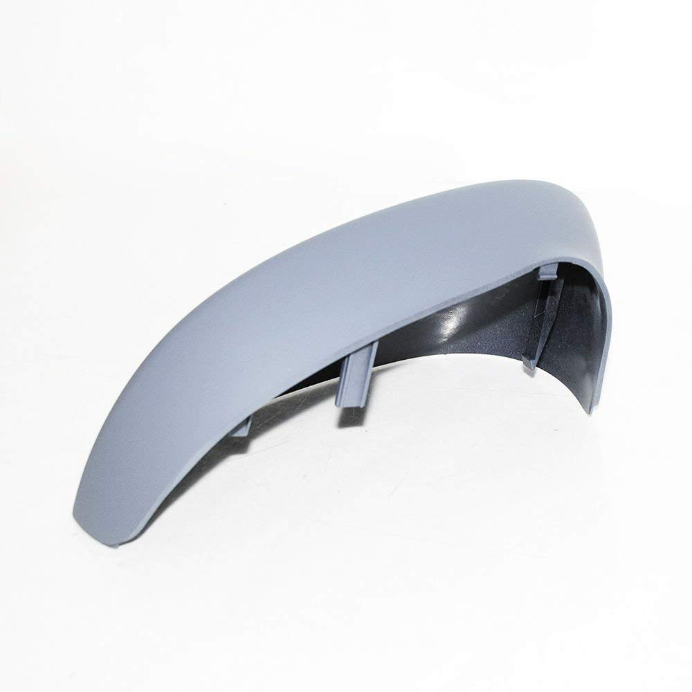 Left Side Wing Mirror Cover Cap Casing Primed For Fiat Grande Punto EVO Linea