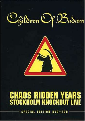 Chaos Ridden Years/Stockholm K