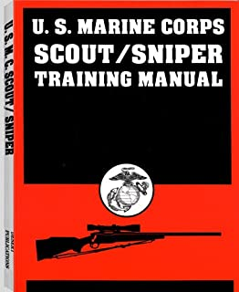U.S. Marine Corps Scout/Sniper Training Manual by Us Government (1989-03-03)