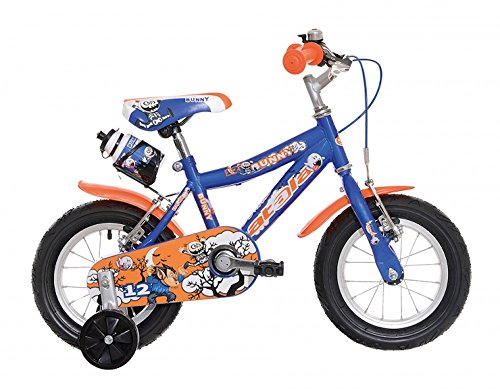 Fahrrad Kinder Atala Bunny Boy 2017blau/orange 12
