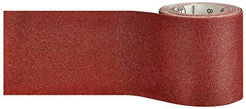 Bosch Professional Schleifband C410  Standard for Wood+Paint 115mmx5m Korn 40, 1 Stk.
