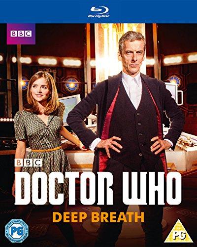 Doctor Who - Deep Breath [Blu-ray]