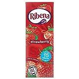 Ribena Strawberry Cartons - 24 C...
