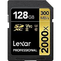 Lexar Professional 2000x 128GB MicroSD Card