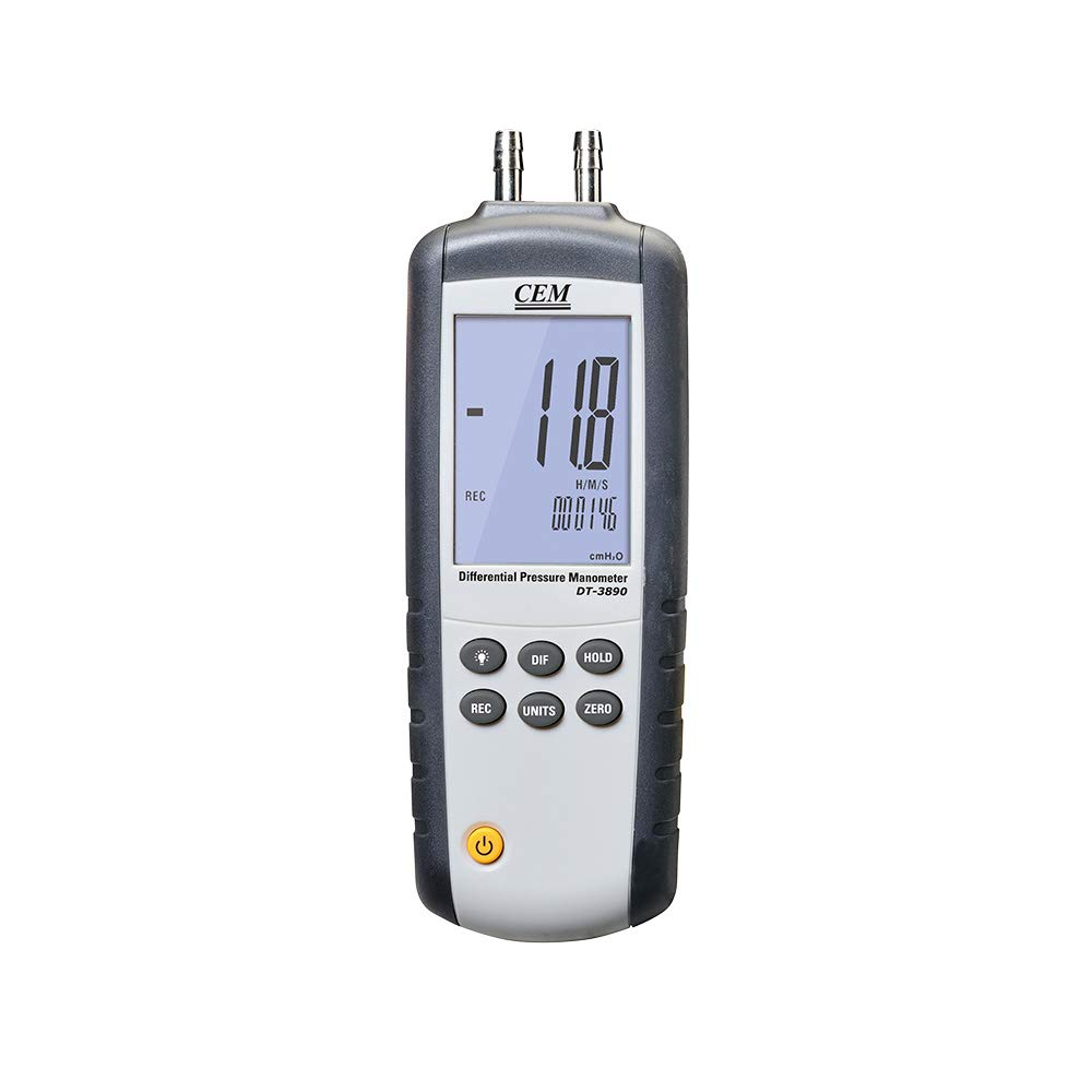 CEM DT-3890 online shopping Differential Pressure Manometers Fun Offset Recommended and DIF