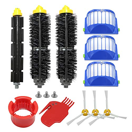 Piezas de repuesto para iRobot Roomba aspirador Roboter Vacuum Accesorios para IRobot Roomba 600 650 620 651 621 615 616 605